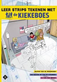 De Kiekeboes: Leer strips tekenen met De Kiekeboes - Merho