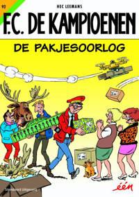 F.C. De Kampioenen: De pakjesoorlog - Hec Leemans