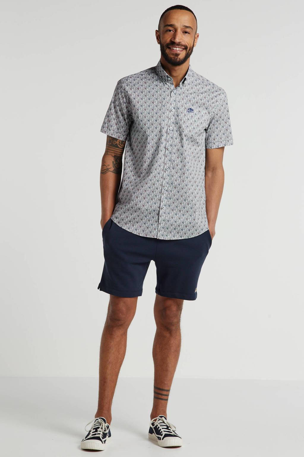 State of Art regular fit overhemd grijs, Grijs