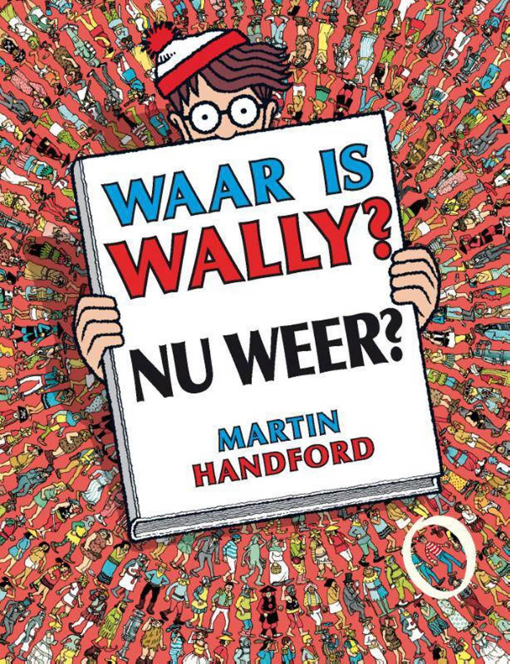 Waar is Wally: Waar is Wally nu weer? - Martin Handford