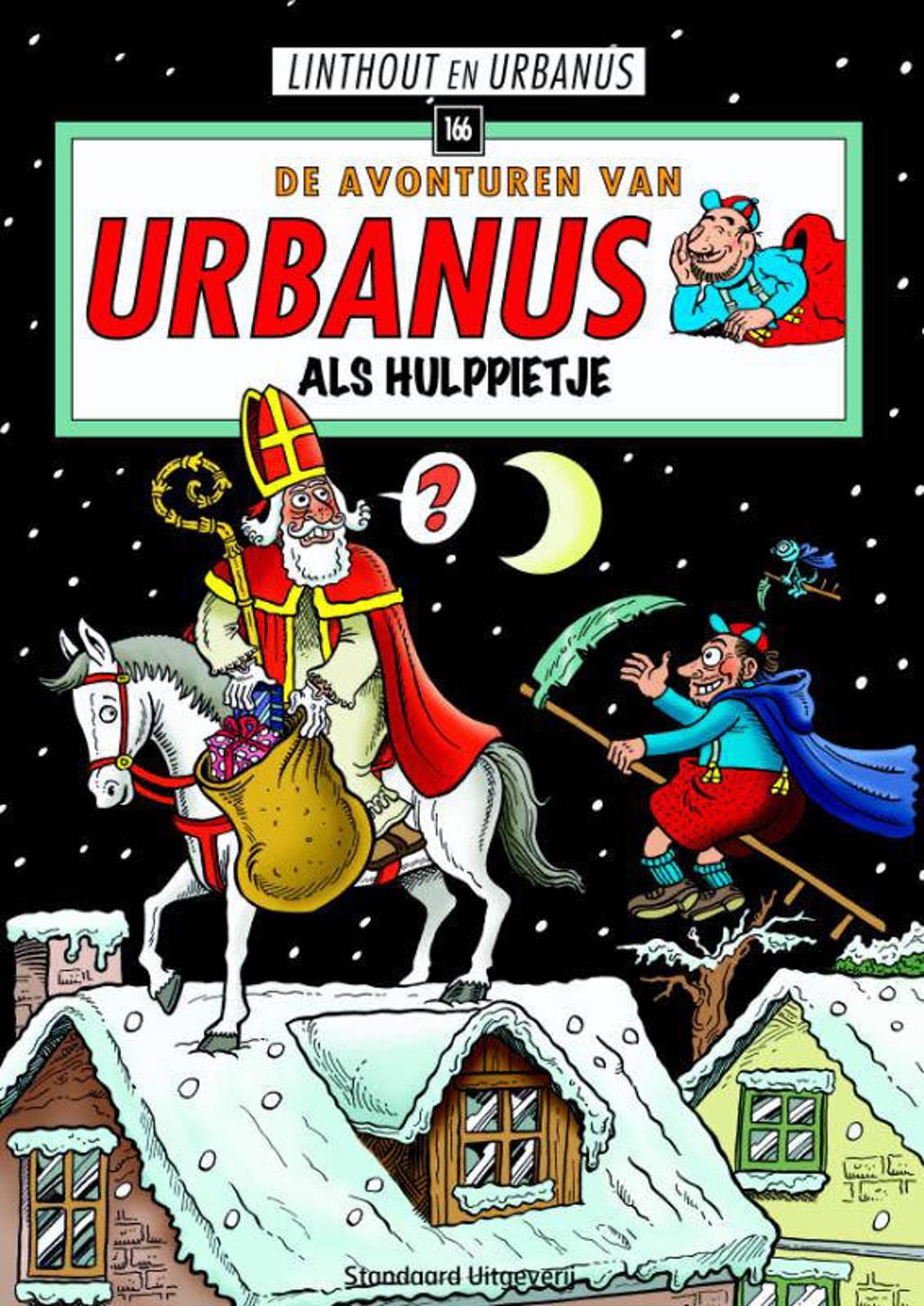 De avonturen van Urbanus: Urbanus als Hulppietje - Willy Linthout en Urbanus
