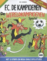 F.C. De Kampioenen: De wereldkampioenen - Hec Leemans