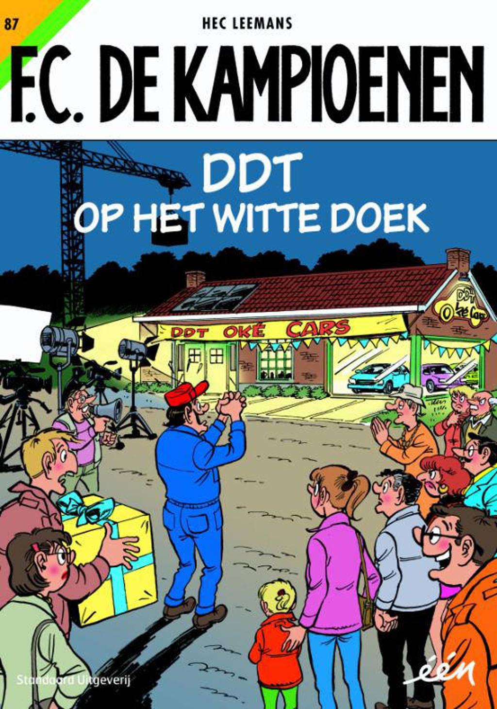 F.C. De Kampioenen: DDT op het witte doek - Hec Leemans