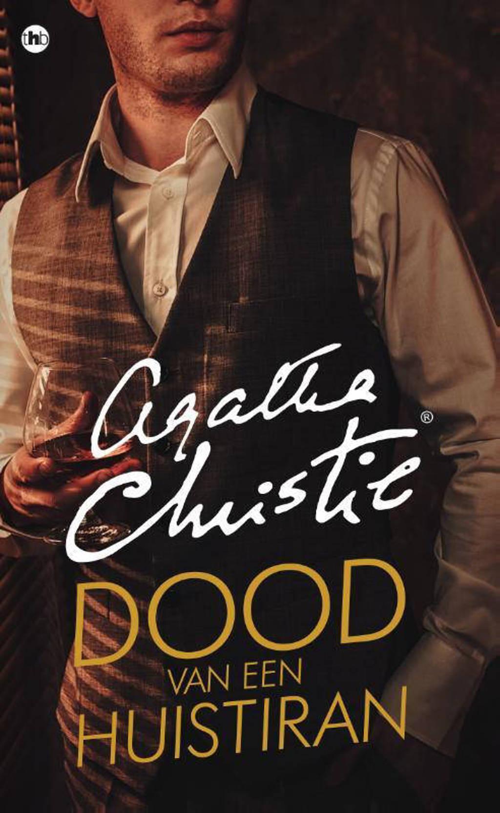 Poirot: Dood van een huistiran - Agatha Christie