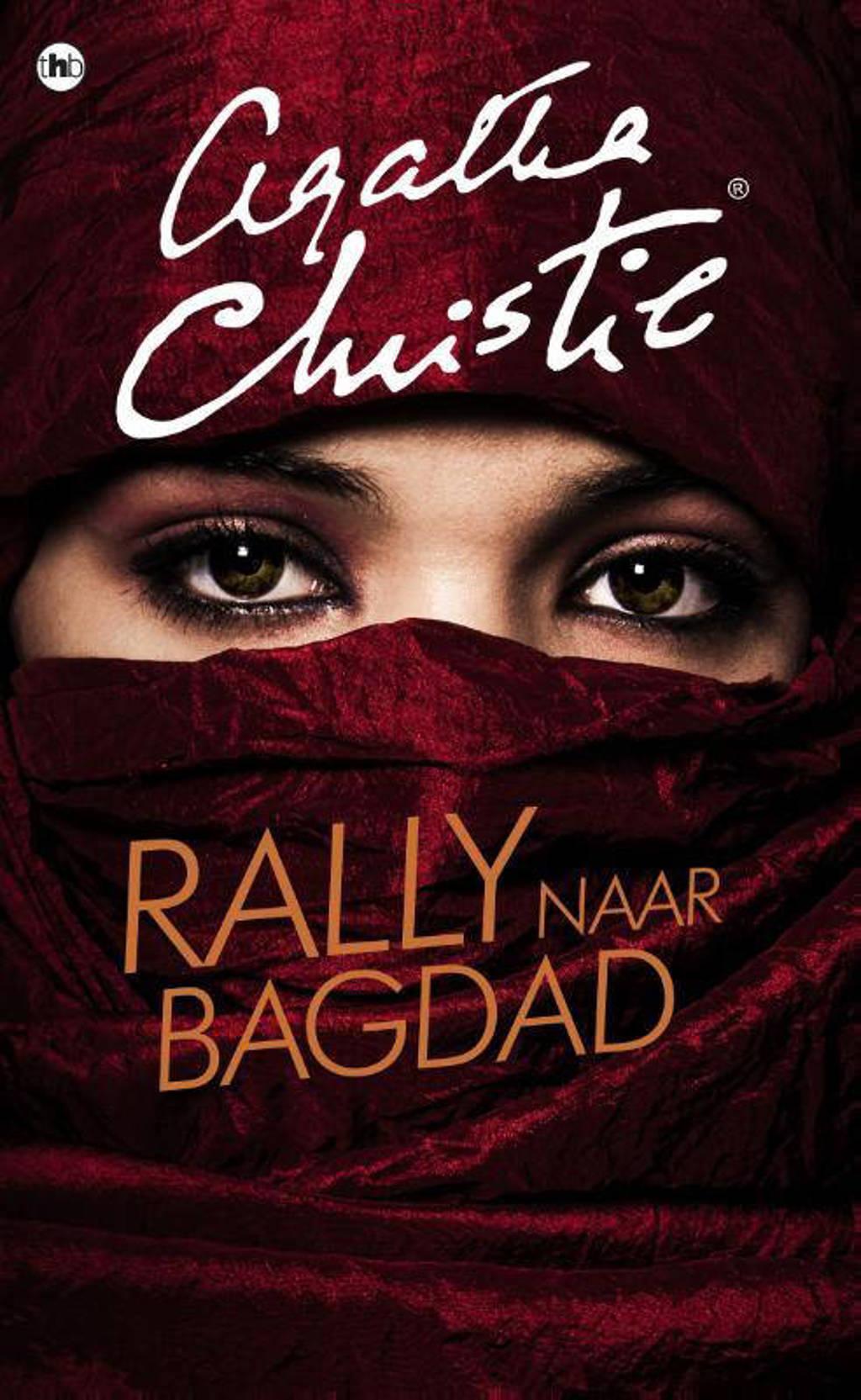 Agatha Christie: Rally naar Bagdad - Agatha Christie