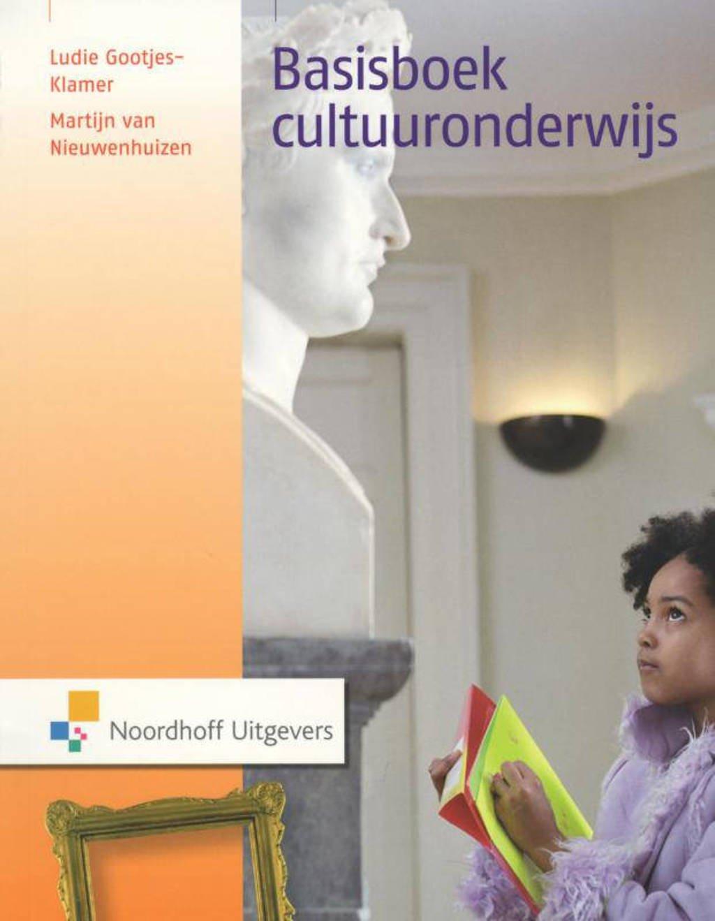 Basisboek cultuuronderwijs - Ludie Gootjes-Klamer en Martijn van Nieuwenhuizen