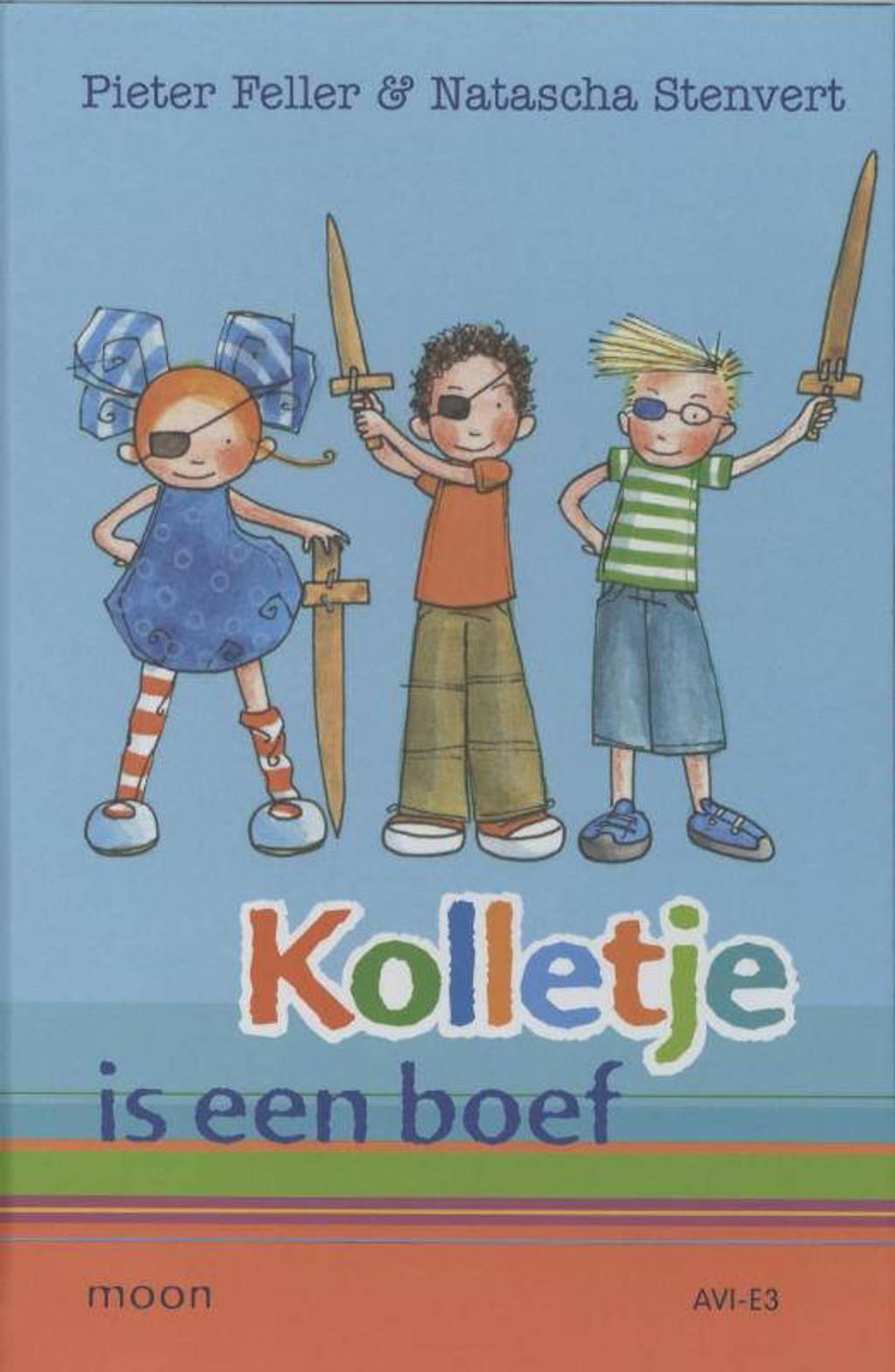 Kolletje is een boef - Pieter Feller