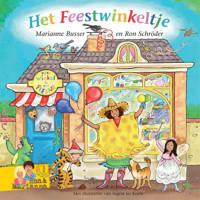 Winkeltjes-serie: Het Feestwinkeltje - Marianne Busser en Ron Schröder