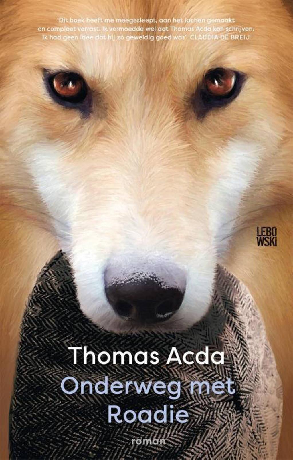Onderweg met Roadie - Thomas Acda