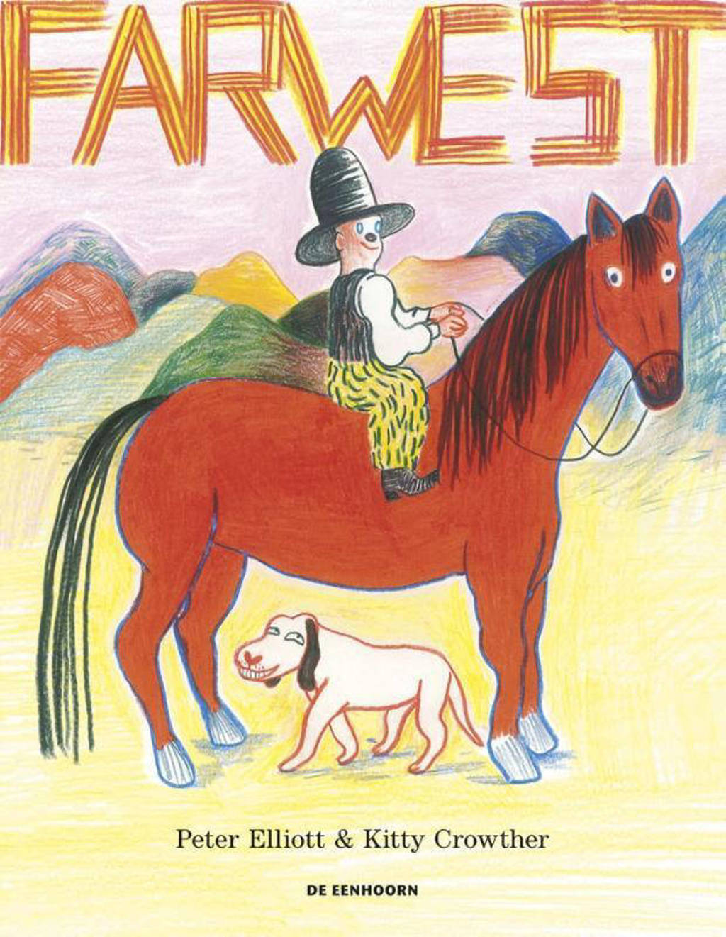Farwest - Kitty Crowther