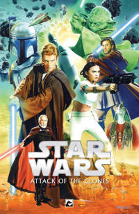 Star Wars: Attack of the Clones Episode II - George Lucas
