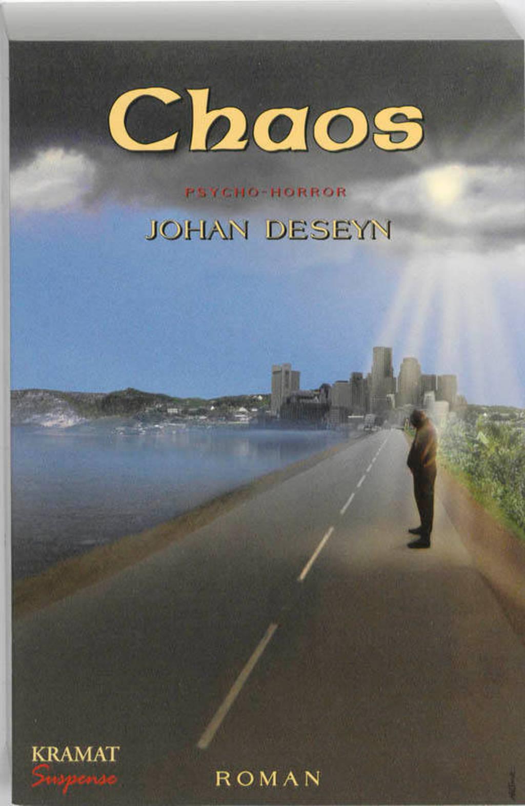 Chaos - Johan Deseyn
