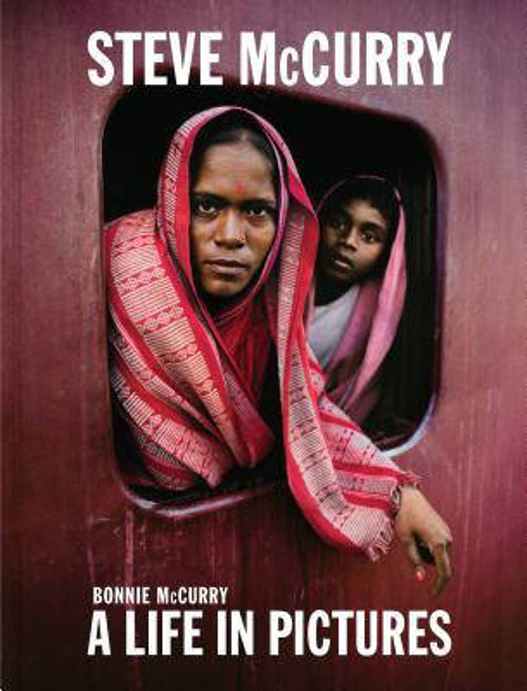 Steve Mccurry - Mccurry, Bonnie en McCurry, Steve