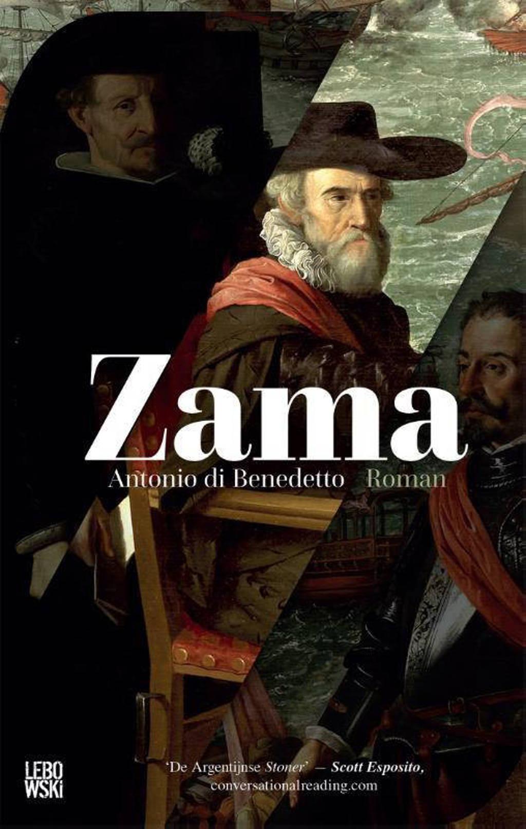 Zama - Antonio di Benedetto en
