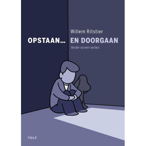 Opstaan... en doorgaan - Willem Ritstier kopen
