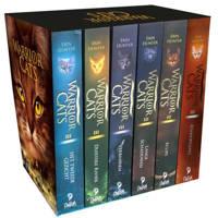 Warrior Cats: Serie 3 Cadeaubox: Box met 6 paperbacks - Erin Hunter
