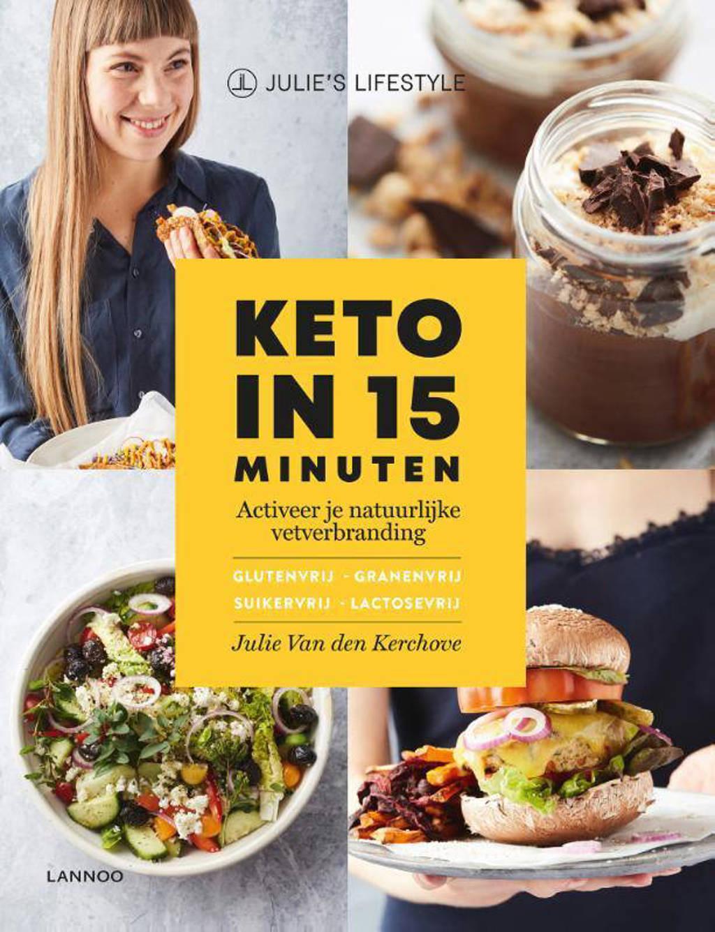 Keto in 15 minuten - Julie Van den Kerchove