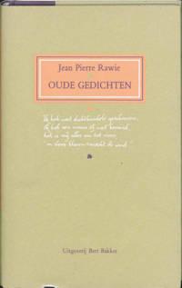 Oude gedichten - J.P. Rawie