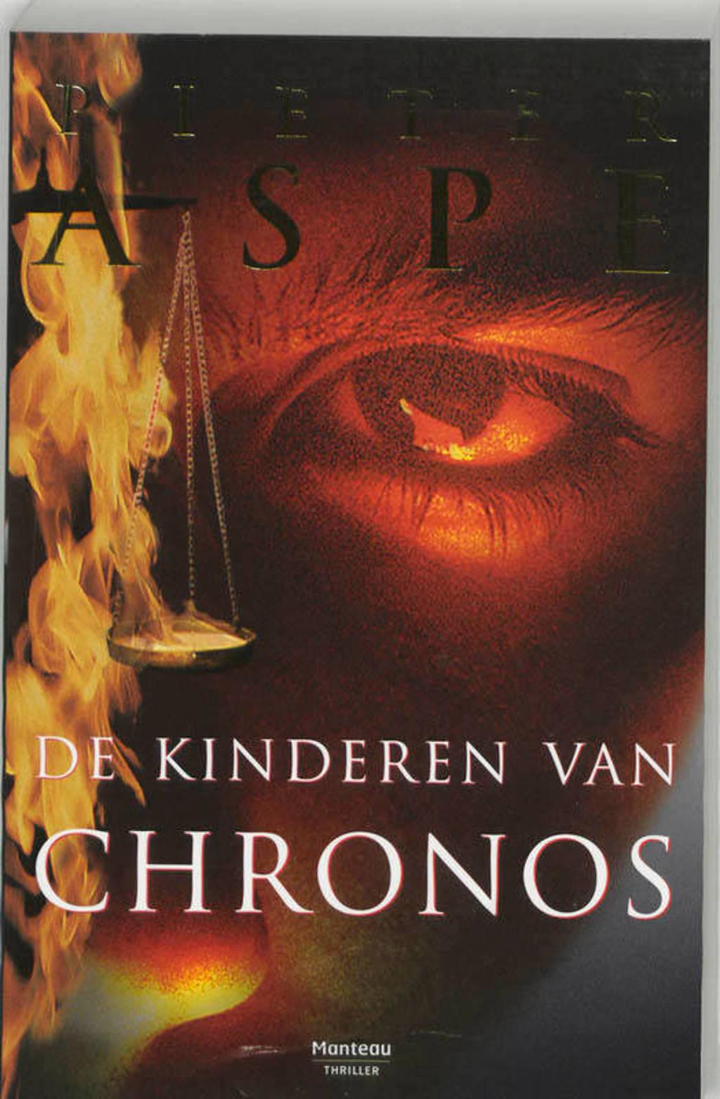 Kinderen van Chronos - Pieter Aspe