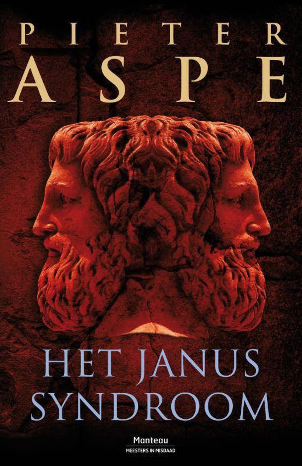Het Janussyndroom - Pieter Aspe
