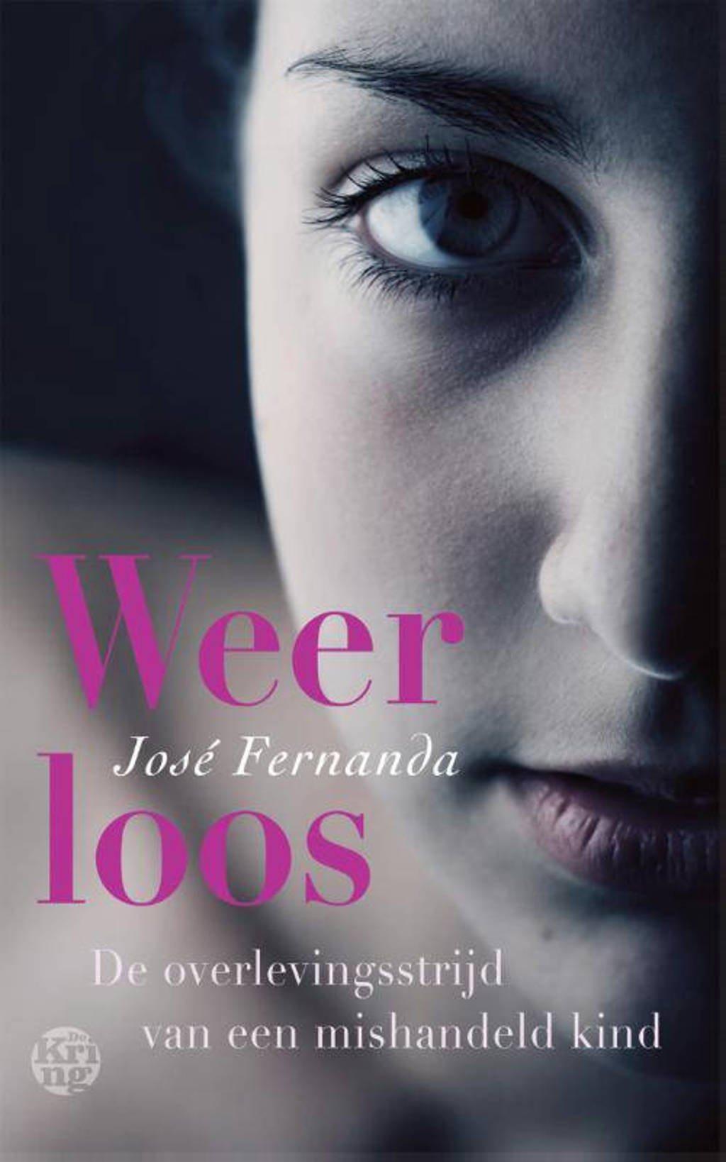 Weerloos - Jose Fernanda