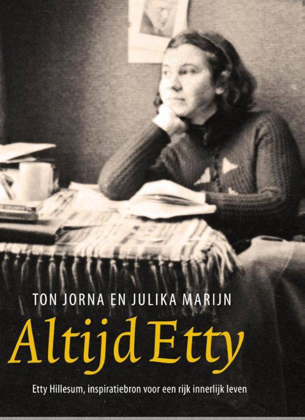 Altijd Etty - Ton Jorna en Julika Marijn