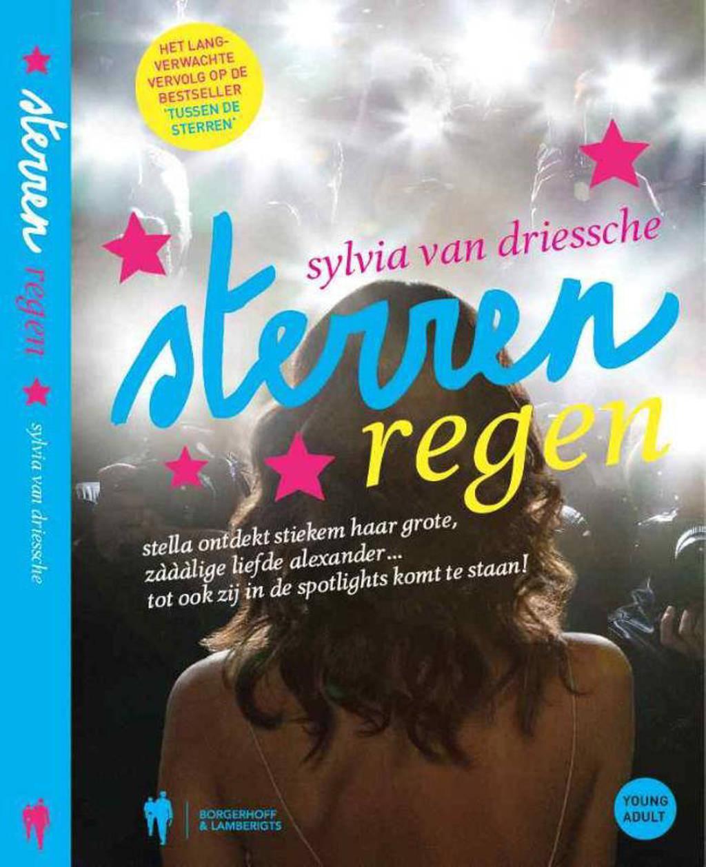 Sterrenregen - Sylvia Van Driessche