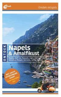 Ontdek reisgids: Napels & Amalfikust - Frank Helbert en Gabriella Vitiello