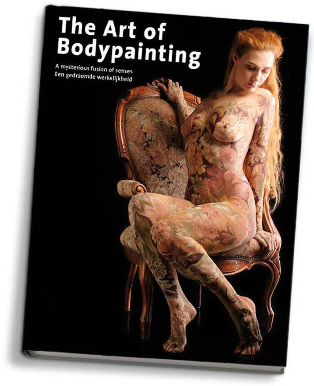 The art of bodypainting - Peter de Ruiter