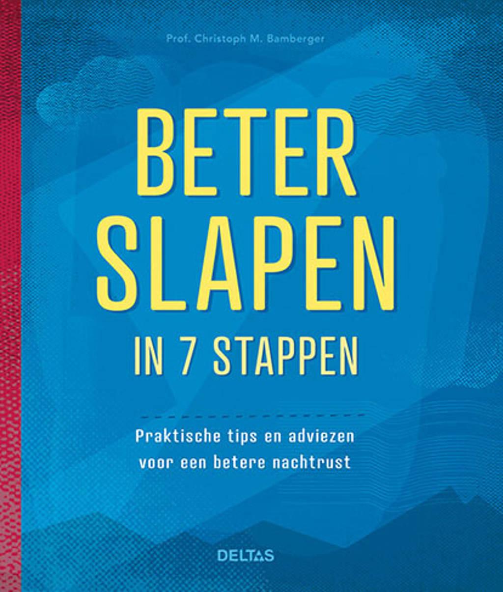 Beter slapen in 7 stappen - Christoph-M. Bamberger