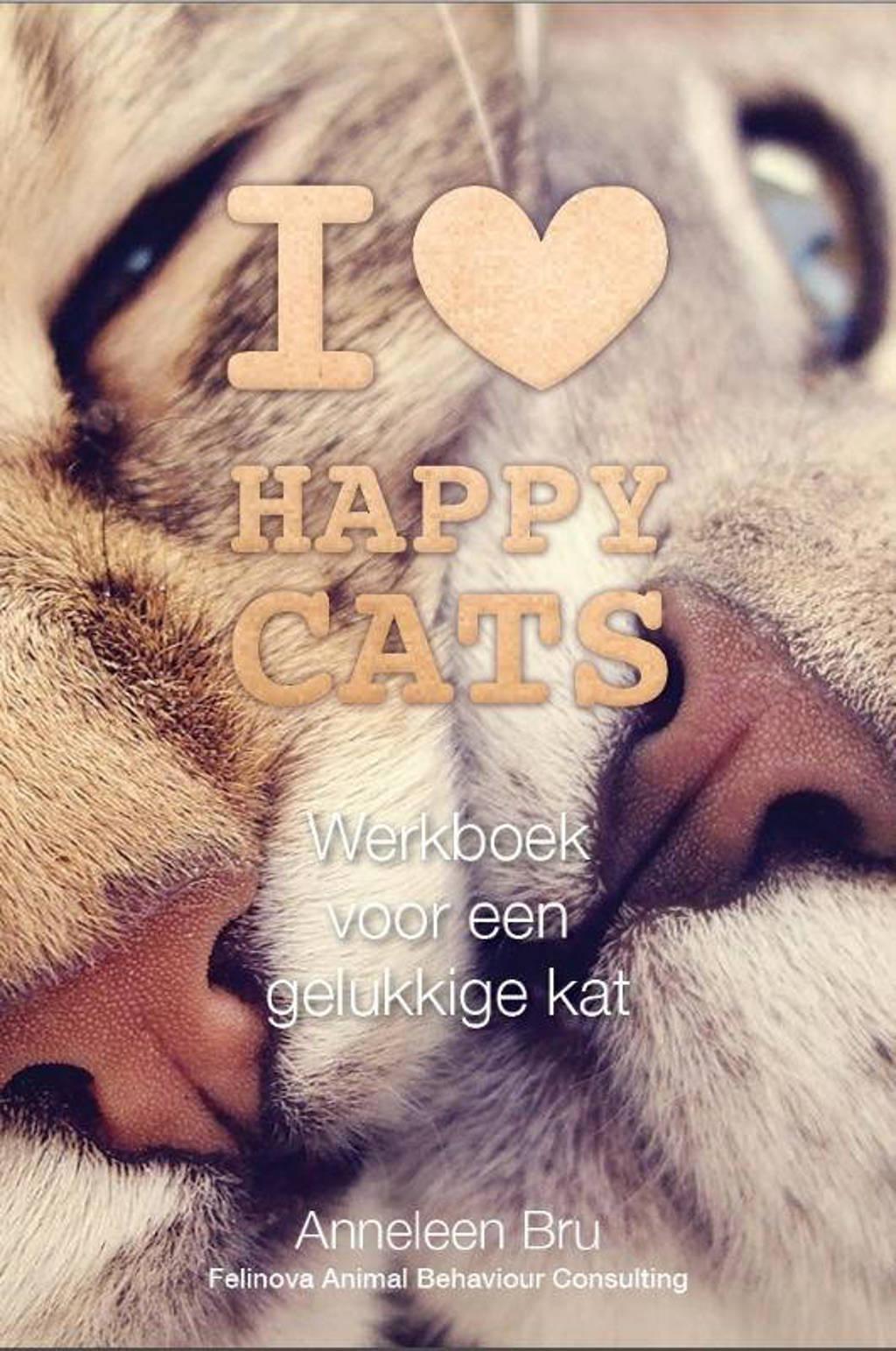 I love happy cats - Anneleen Bru