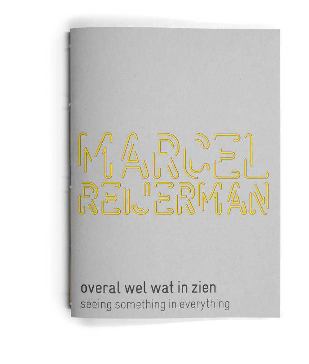 Marcel Reijerman overal wel wat in zien - Marcel Reijerman