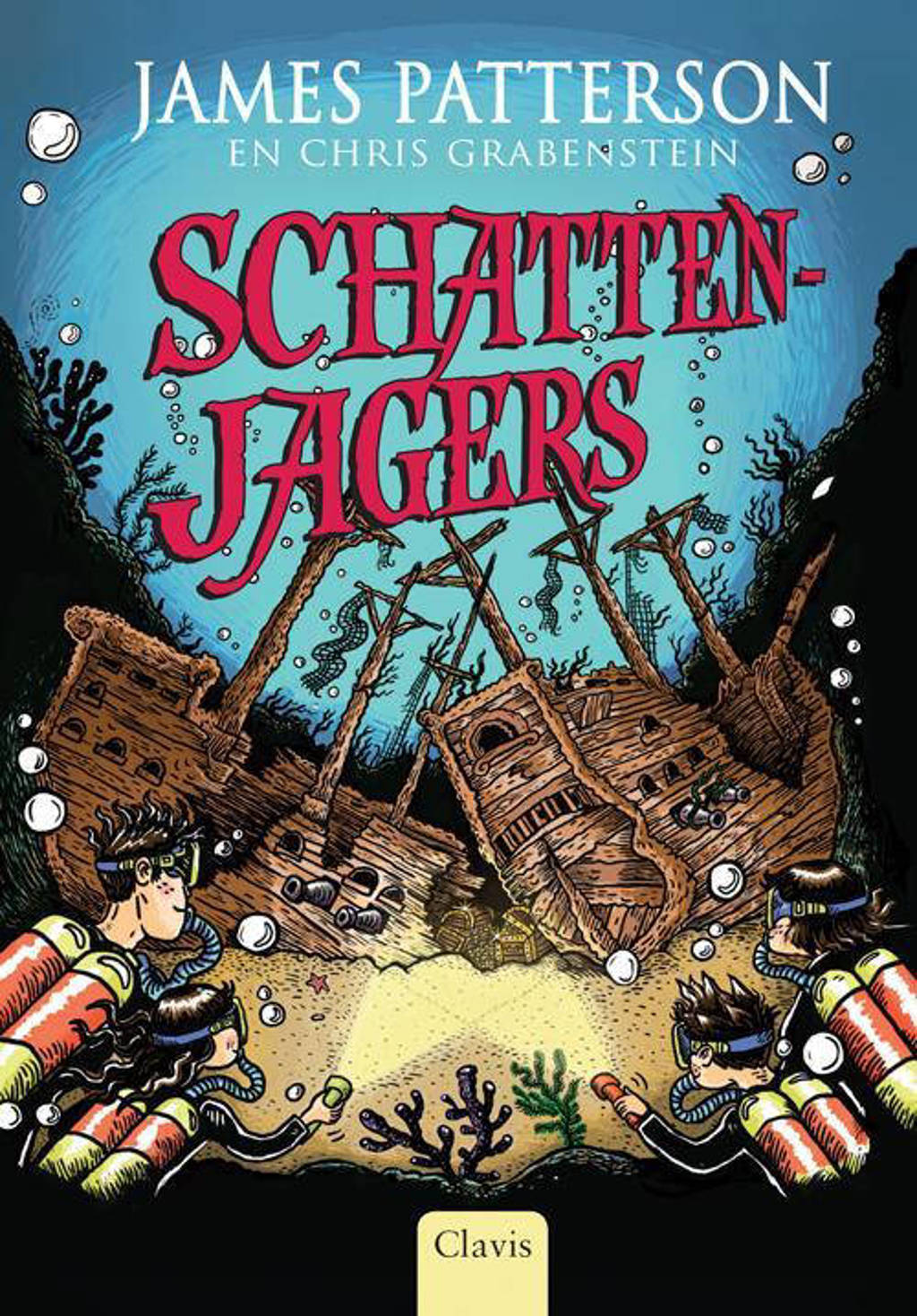 Schattenjagers: Schattenjagers - James Patterson, Chris Grabenstein en Mark Shulman