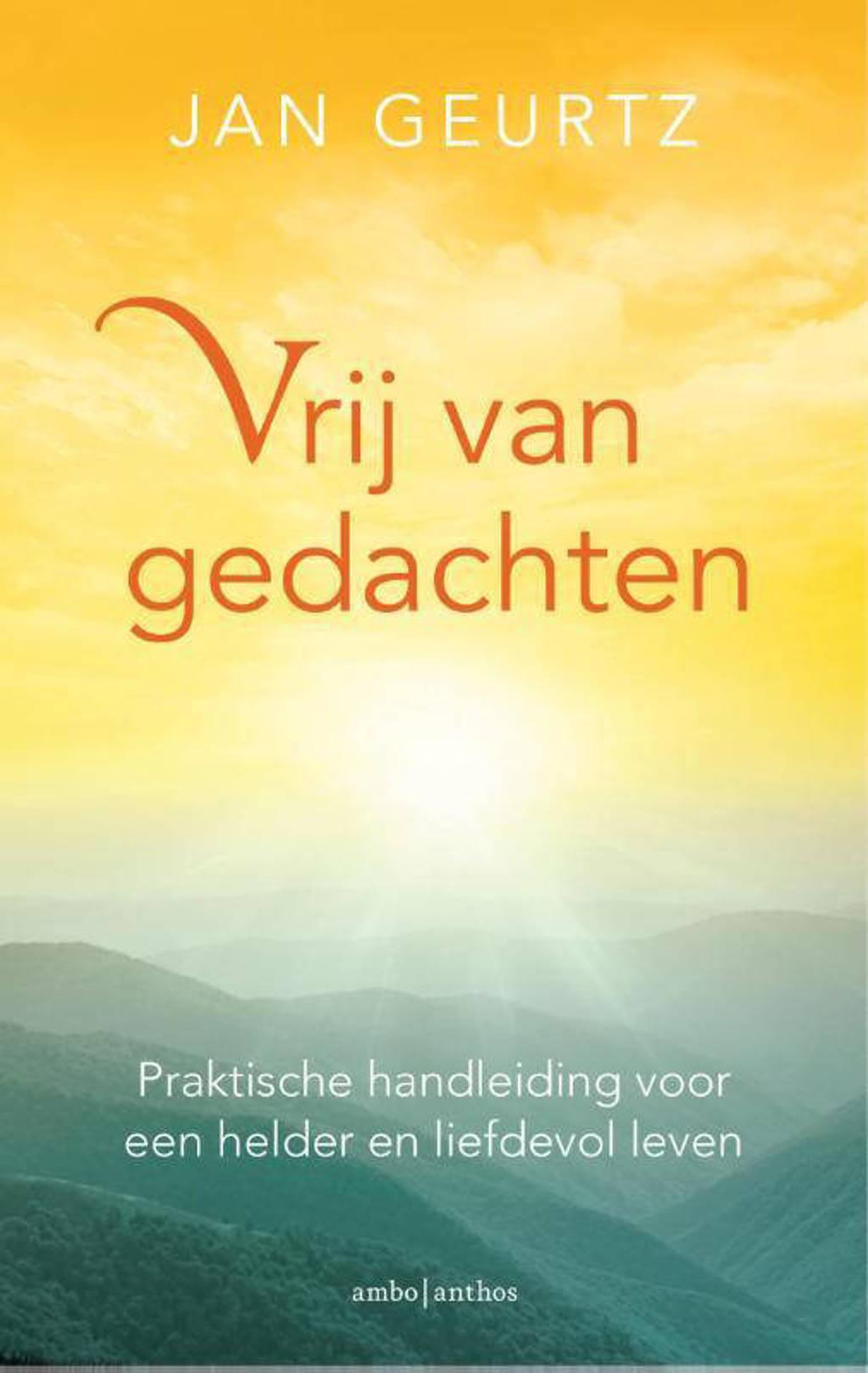 Vrij van gedachten - Jan Geurtz