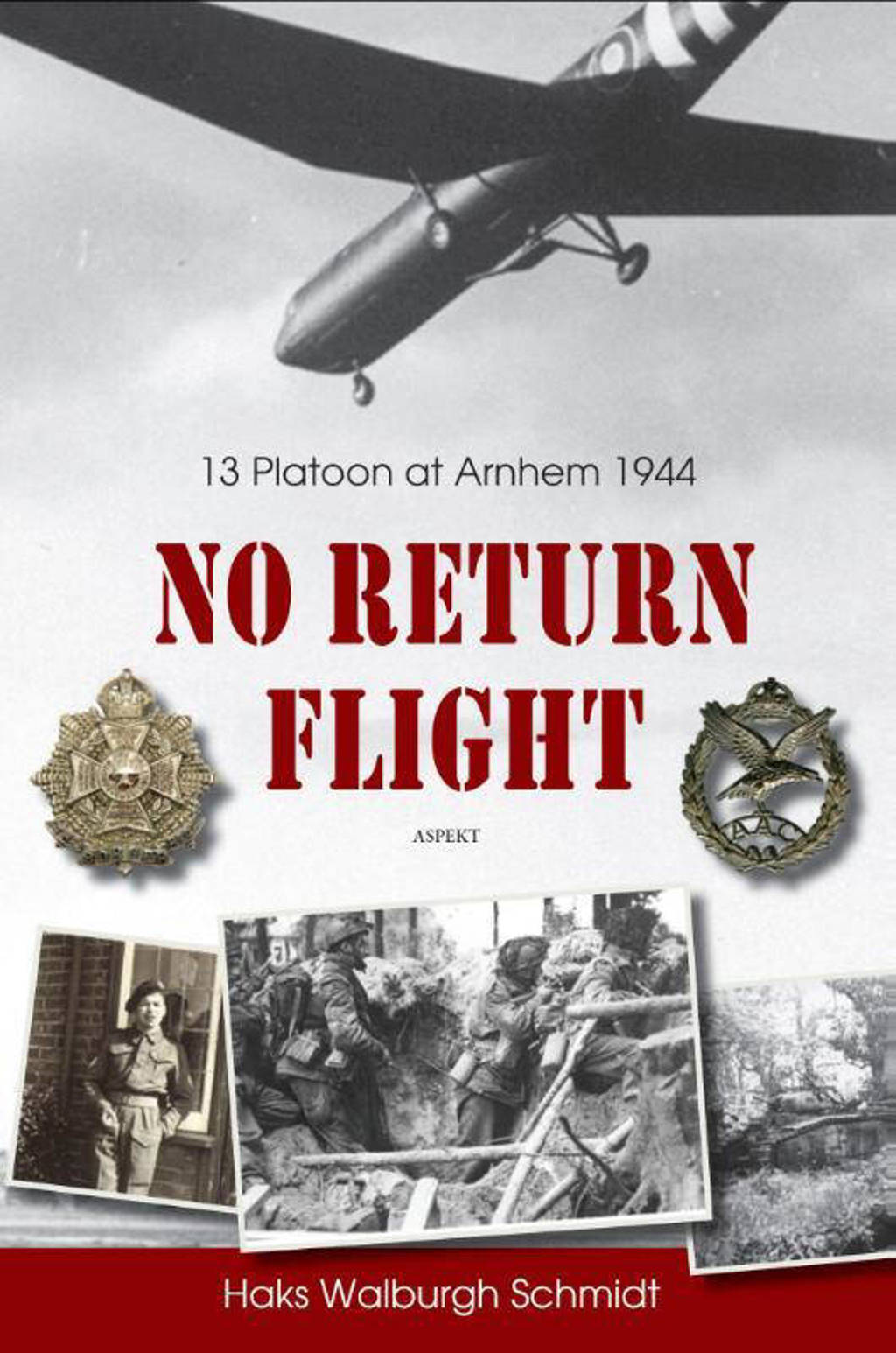 No Return Flight - H. Walburgh Schmidt