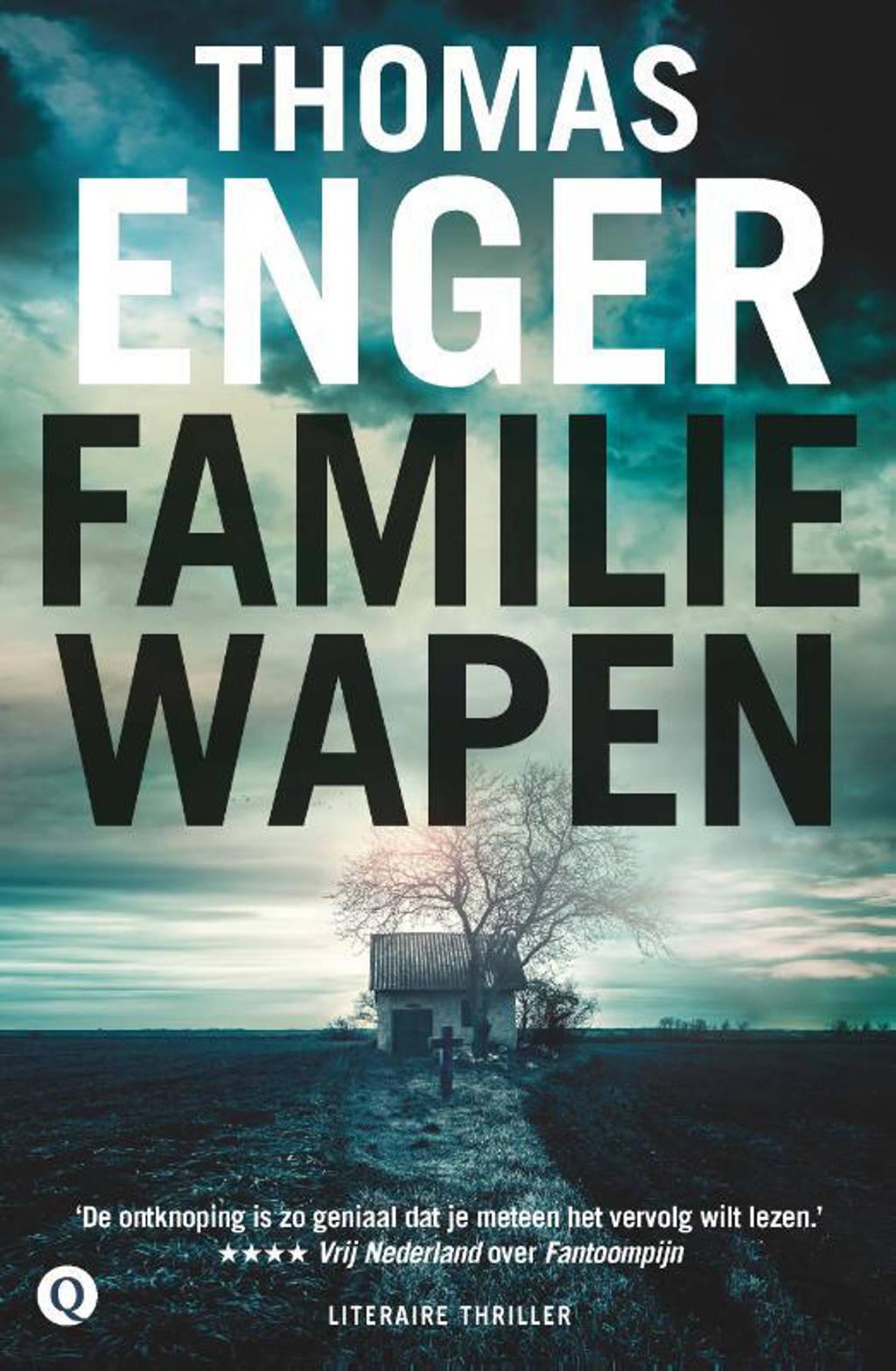 Familiewapen - Thomas Enger