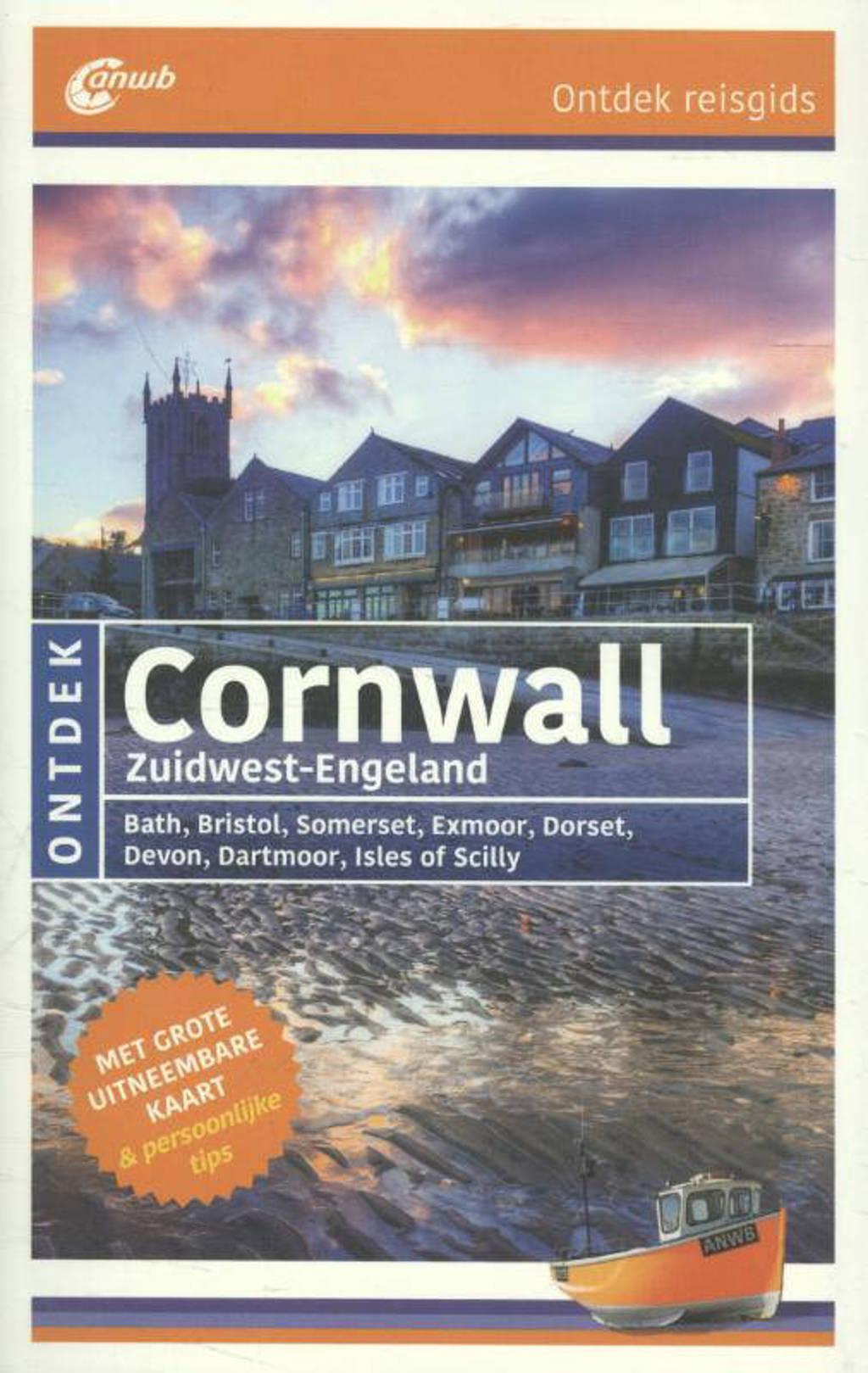 ANWB ontdek: Cornwall, ZuidWest-Engeland - Petra Juling