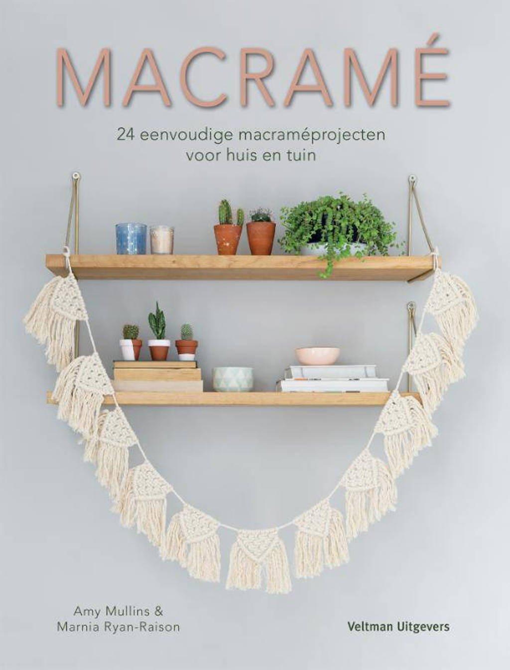 Macramé - Amy Mullins en Marnia Ryan-Raison