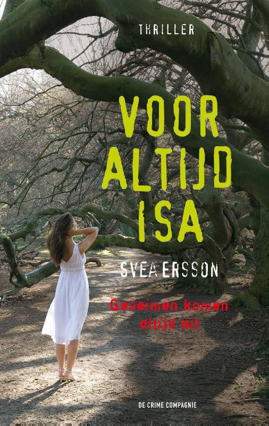 Voor altijd Isa - Svea Ersson