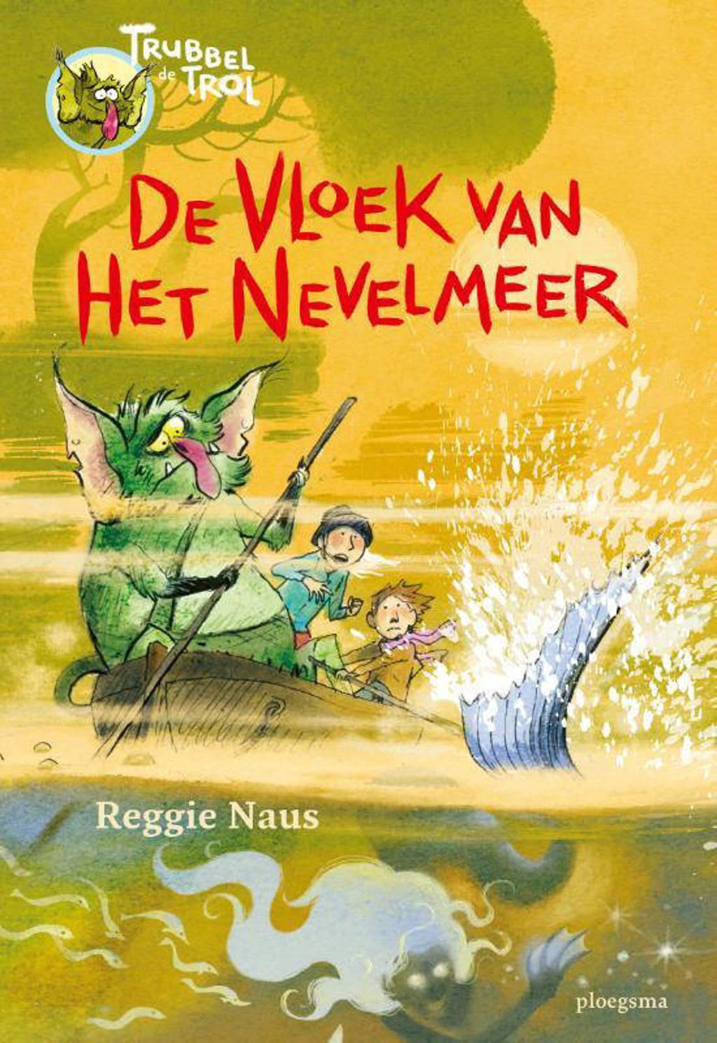 Trubbel de trol: De vloek van het Nevelmeer - Reggie Naus