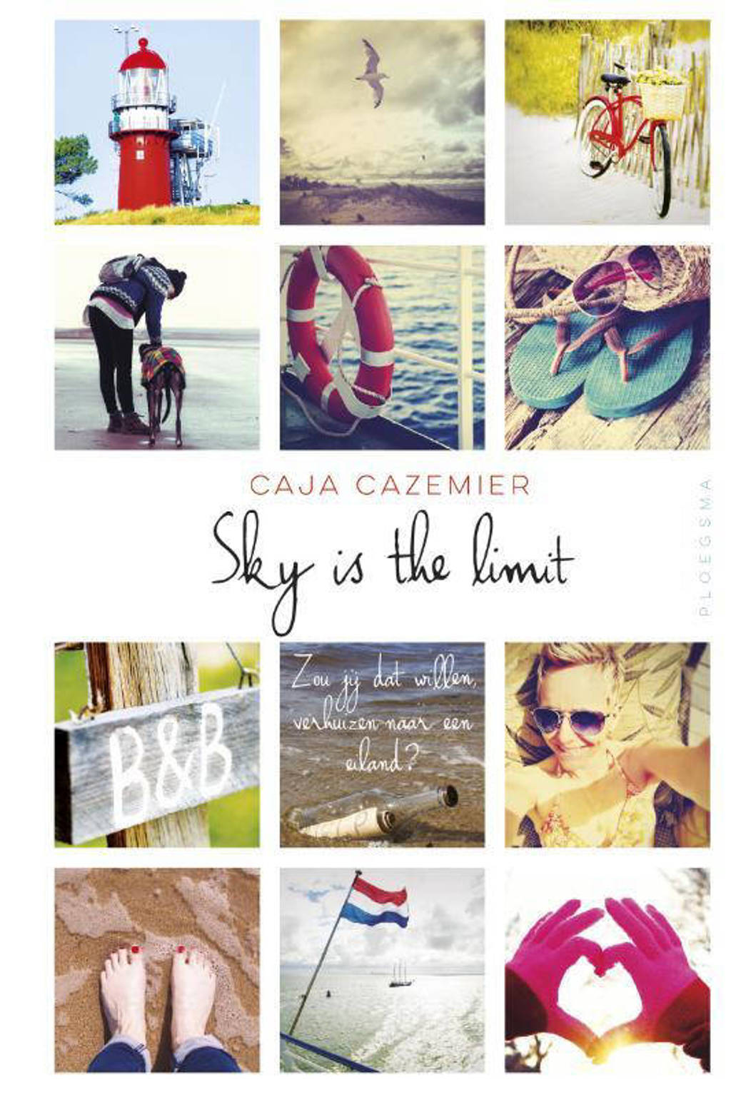 Sky is the limit - Caja Cazemier