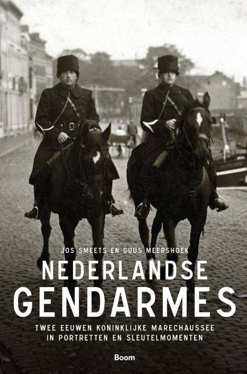 Nederlandse gendarmes - Jos Smeets en Guus Meershoek