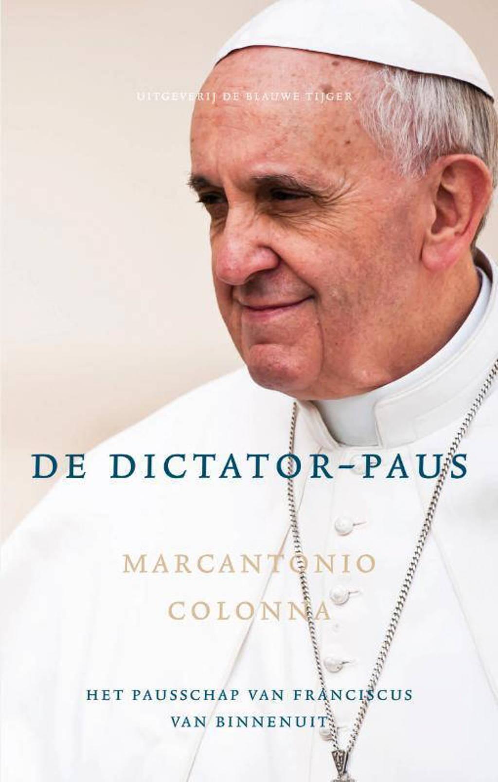 De dictator-paus - Marcantonio Colonna
