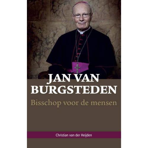 Jan van Burgsteden. Bisschop voor de mensen, Heijden, Christian van der, Paperback
