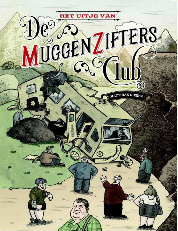 Het uitje van de muggenziftersclub - Matthias Giesen