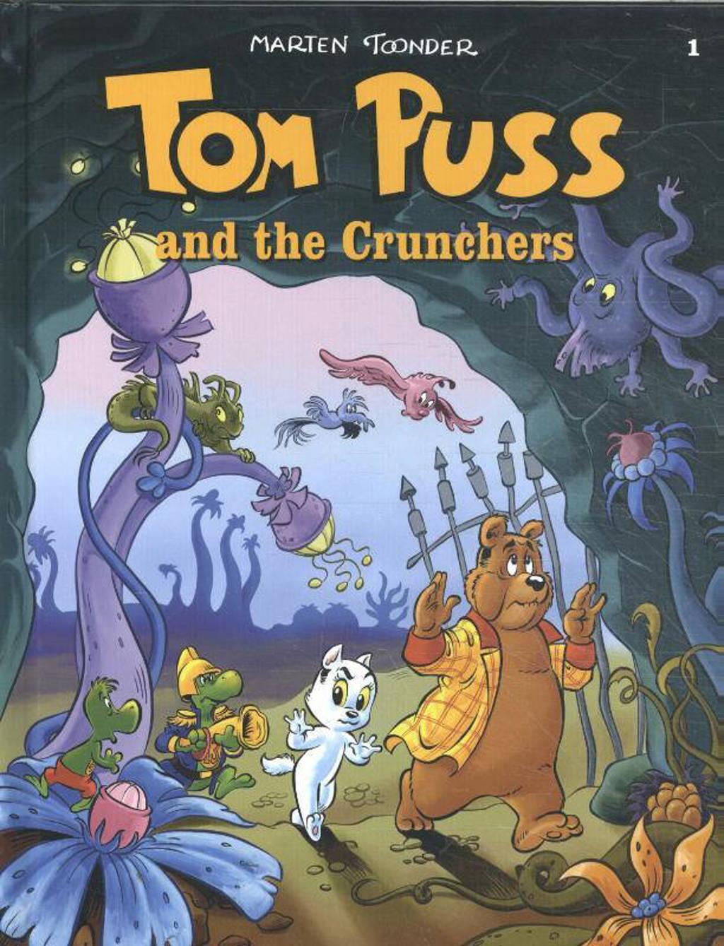 Tom Poes avonturen: Tom Puss and the Crackers - Marten Toonder