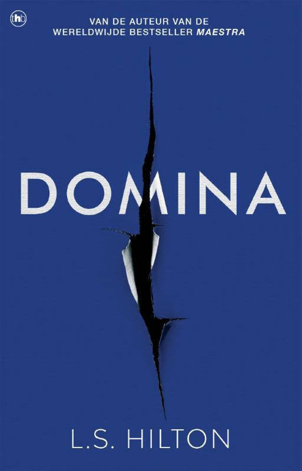 Domina - Lisa Hilton