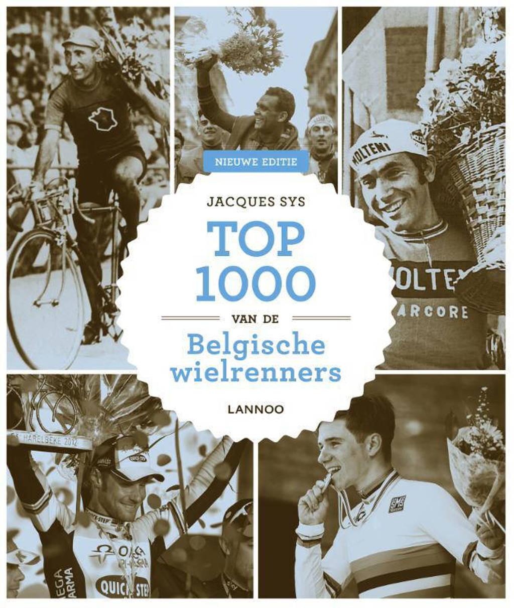 Top 1000 van de Belgische wielrenners - Jacques Sys