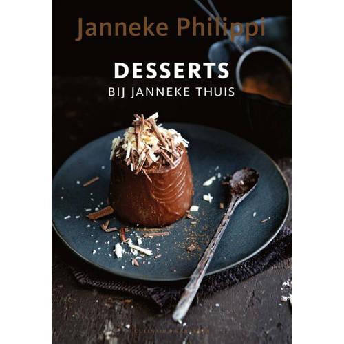 bij Janneke thuis: Desserts - Janneke Philippi