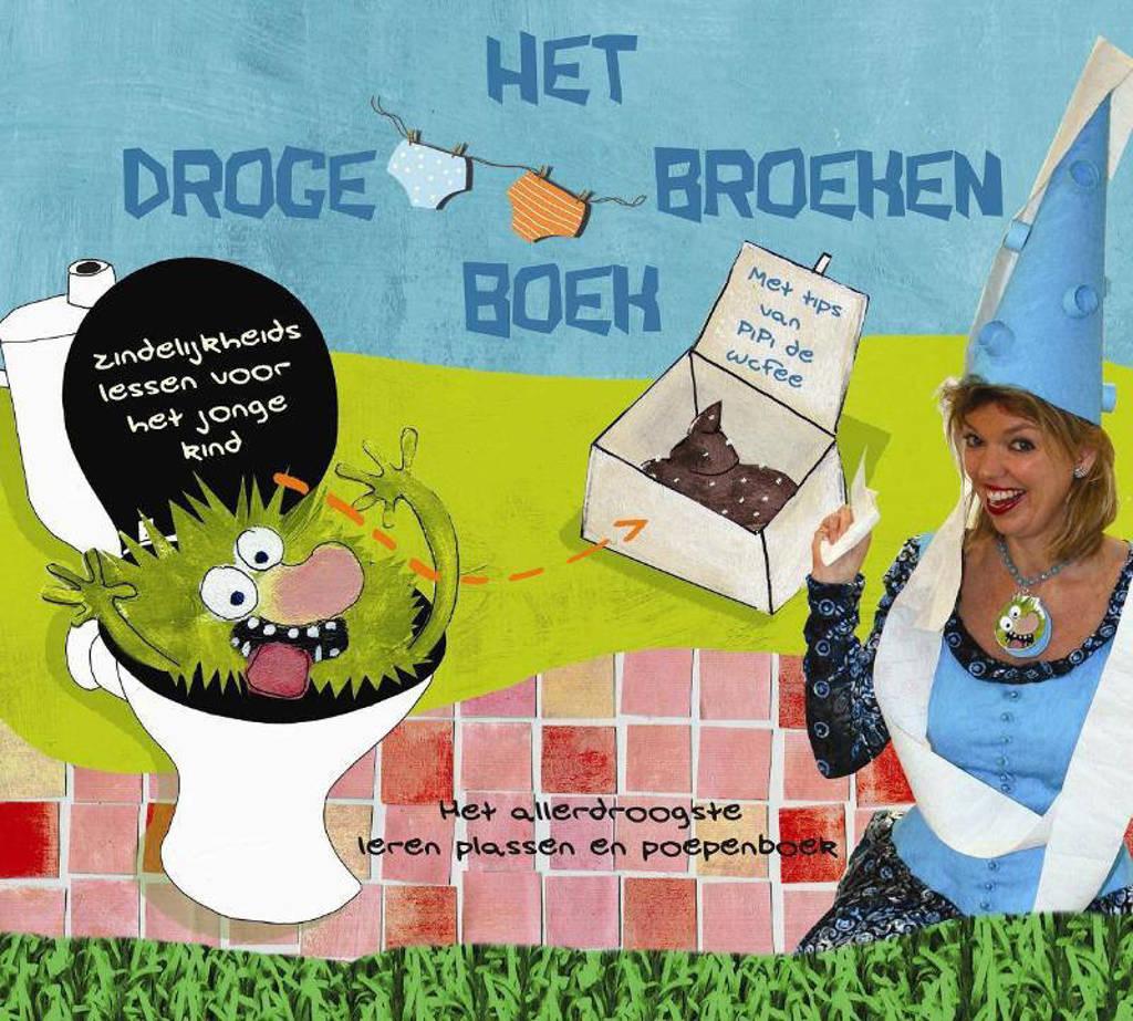 Het Droge Broeken Boek - Vivienne van Eijkelenborg